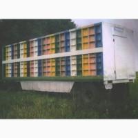 Продажа пчелопавильона кассетного на 92 пчелосемьи
