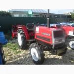 Японский мини трактор YANMAR FX24D
