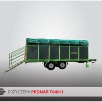 Прицеп для перевозки скота Pronar T046