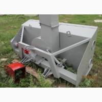 Снегоотбрасыватель шнекороторный навесной СШР–2, 0 (задняя навеска) на базе трактора МТЗ