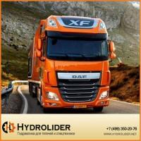 Комплект гидравлики Hyva ДАФ с высококачественным алюминиевым баком