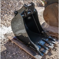 Ковши для экскаваторов-погрузчиков Case, Caterpillar, JCB, New Holland, TEREX
