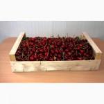 Ящик-лоток шпоновый для для упаковки черешни, персика и клубники