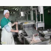 Обработка субпродуктов частично или полностью с конечным продуктом