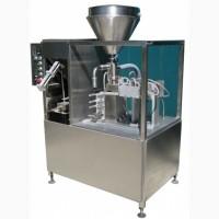Фасовочное оборудование розлива молока в пюр-пак, станок, полуавтомат упаковки ПАФ-400