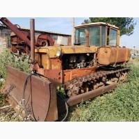 Трактор Бульдозер дт-75 с документами