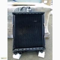 Радиатор охлаждения водяной мтз 80/82