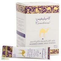 Обезжиренное сухое верблюжье молоко в стика 120 гр (24 х 5 гр)