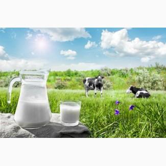 Молоко сырое