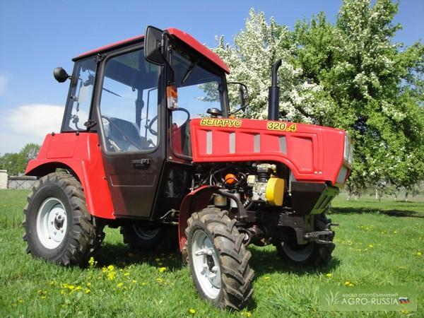 Трактор МТЗ 320.4 Беларус - устройство и характеристики