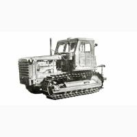 Замена ПД-10 на стартер трактора Т-4