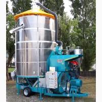 Зерносушильное оборудование ESMA