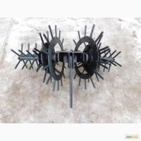 Роторный рыхлитель, ежики для окучника, еж для обработки картофеля, ротор окучника
