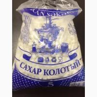 Оптом сахар кусковой колотый Иран 5 кг