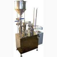 Фасовочное оборудование фасовки розлива в стакан, станок, полуавтомат упаковки аф-600
