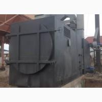 Теплогенератор зерносушильный на соломе КТ-600 (альтернативный вид топлива)