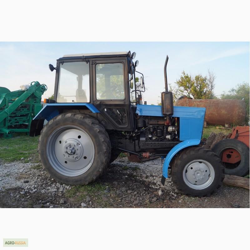 Продажа тракторов МТЗ-82, МТЗ-1221 | Коммунальная техника.
