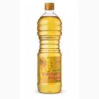 Масло подсолнечное рафинированное ДЕЗОДОРИРОВАННОЕ высшего сорта «Подсолнух Кубани»