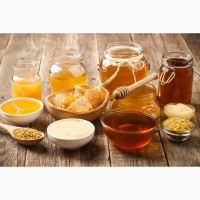 Мёд все сорта срочный выкуп