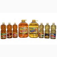 Масло подсолнечное Новохоперское (ГОСТ 1129-2013) от производителя