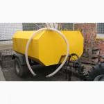 Бочка для подвоза воды ПМ-4 с самозакачкой