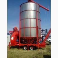 Мобильная зерносушилка АТМ 15 (дизельная/газовая)