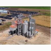 Комплекс зерносушильный / Зернокомплекс от производителя Агропромтехника
