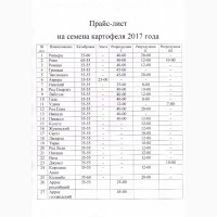 Крестьянское фермерское хозяйство «ЖАК» продает картофель оптом отличного качества