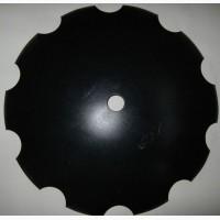 Поставляем диски бороны Versatile TD600