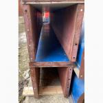 Короба для транспортера скребкового (для зерна)