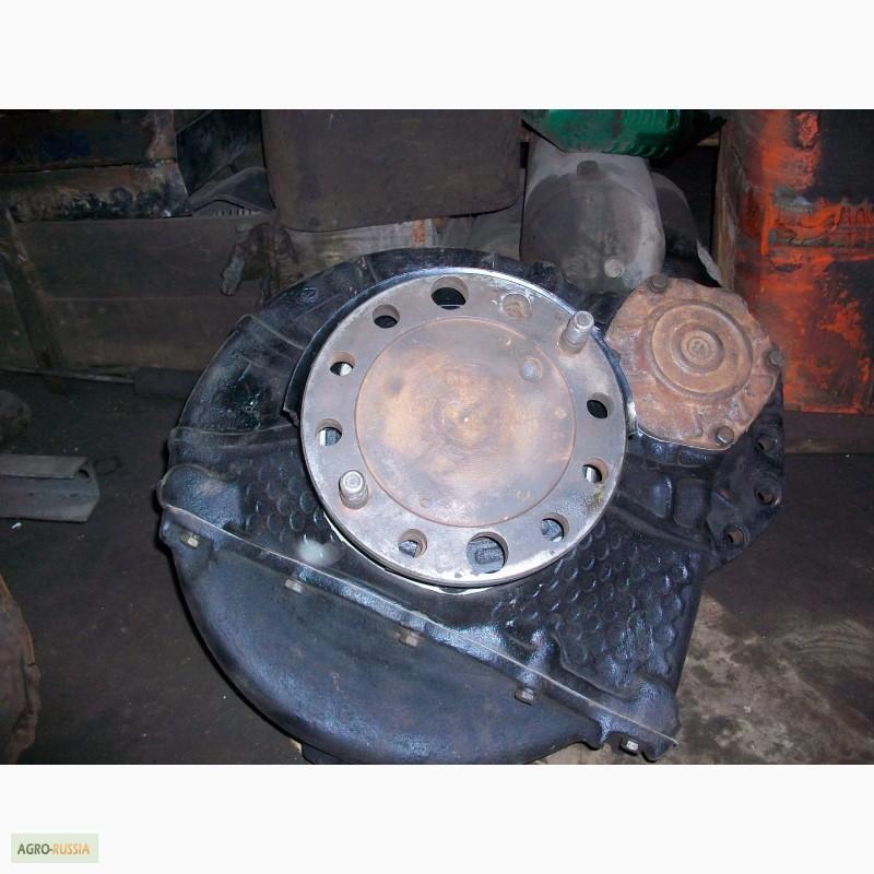 Ремонт двигателя ДТ-75 (А-41)