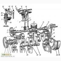 Ремкомплект двигателя Mitsubishi K3E