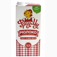 Молоко 3.2 %Фрау му