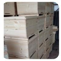 Ульи для пчел на 12 и 16 рамок Дадана-Блатта по Госту 1979 года