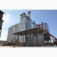 Strahl 1600 fr стационарная энергосберегающая зерносушилка