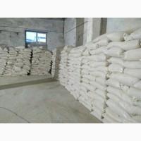 Отруби пшеничные 25 кг в белых мешках