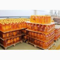 Подсолнечное масло нерафинированное наливом от производителя 43 р/л