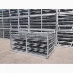 Контейнеры для перевозки птицы Типы 1, 6 (линия MEYN)