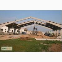 Строительство холодильного склада, ангара, фермы, камеры