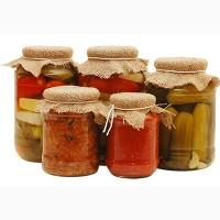 Продаем овощную консервацию оптом