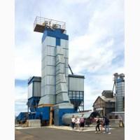 Зерносушилка шахтная 80 т/час