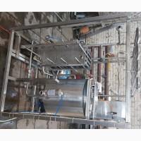 Пастеризатор молока 1250 литров