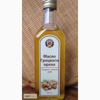 Масло Грецкого ореха холодного отжима 250 мл