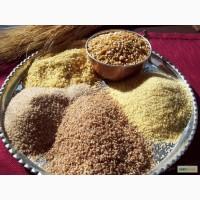 Серые (пшеничные) крупы: перловая, пшеничная, ячменная, ячневая