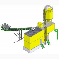 Завод производства магниевых удобрений на сапропеле