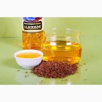 Льняное масло оптом от завода-производителя по низким ценам