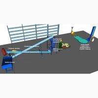 Минизавод производства сапропелевого хранителя сельхозпродукции