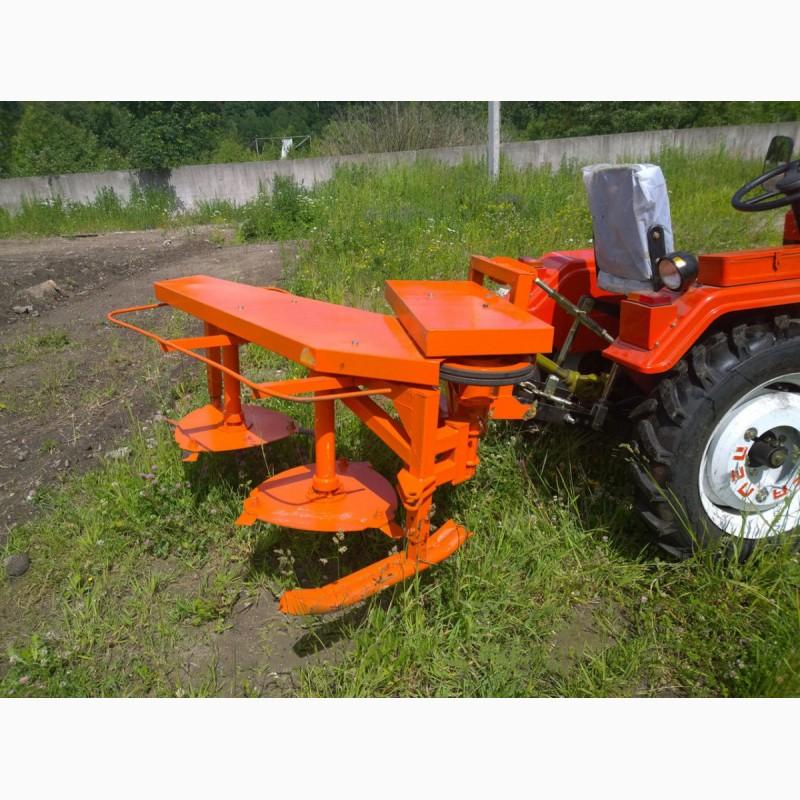 купить роторная косилка для трактора мтз