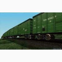 Экспорт груза ЖД вагонами