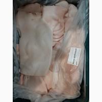 Шпик хребтовой свиной оптом 130 р./кг